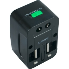 QVS Premium World Power Travel Adaptor
