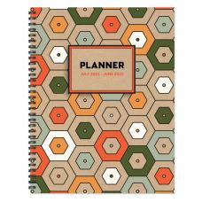 TF Publishing Large WeeklyMonthly Planner 9