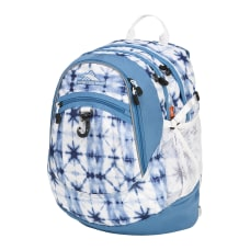 High Sierra Fatboy Laptop Backpack Indigo