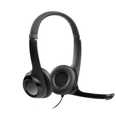 Logitech H390 On Ear Computer Headset