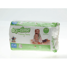DryTime Disposable Training Pants Large 32