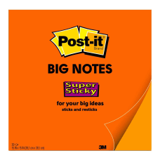 Post it Notes Super Sticky Big