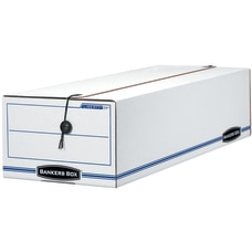 Bankers Box Liberty Corrugated Storage Boxes