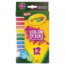 Crayola Color Sticks Pack Of 12