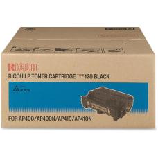 Ricoh Type 120 Black original toner