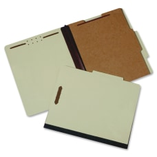 SKILCRAFT Heavy Duty Classification Folders 1
