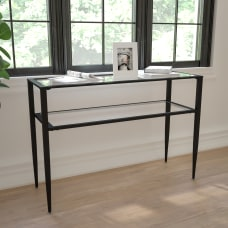 Flash Furniture Newport Collection Console Table