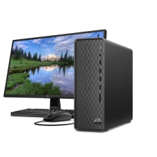 HP Slim S01 pF1046b Desktop PC
