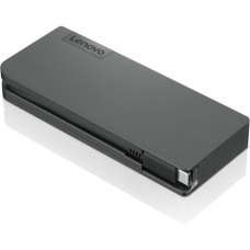 Lenovo Powered USB C Travel Hub