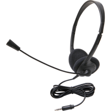 Califone 3065Avt Lightweight Stereo Headset WMic