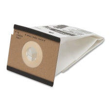 Electrolux Replacement SD Vacuum Bags White