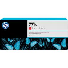HP 771 High Yield Chromatic Red