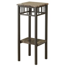 Monarch Specialties Rosa Accent Table 28