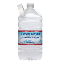 rystal Geyser Natural Alpine Spring Water