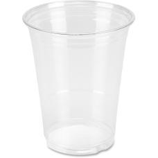 Genuine Joe Clear Plastic Cups 25