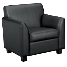 HON Circulate Tailored Bonded Leather Club