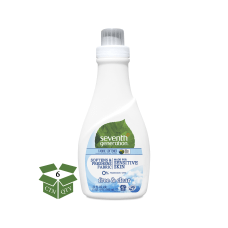 Seventh Generation Natural Liquid Fabric Softener