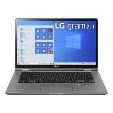 LG gram Ultra Slim Convertible Laptop