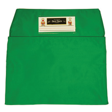 Seat Sack Organizers Standard 14 Green