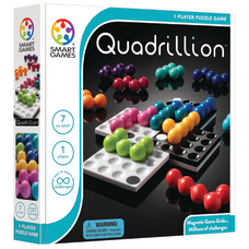 Smart Toys And Games SmartGames Quadrillion