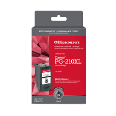 Office Depot Brand ODPG210XL Remanufactured Black
