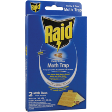 Raid Pantry Floor Moth Trap