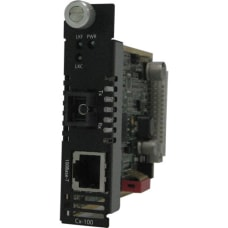 Perle CM 100 S1SC40D Fast Ethernet