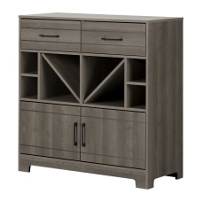 South Shore Vietti Bar Cabinet With