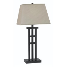 Kenroy McIntosh Table Lamp 31 H