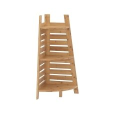 Linon Home Decor Products Bullock Bamboo