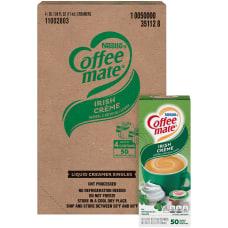 Coffee mate Irish Cream Liquid Creamer