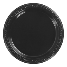 Huhtamaki Heavyweight Plastic Dinner Plates 7