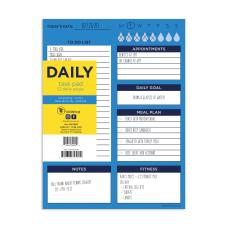 TF Publishing Undated Daily Task Pad