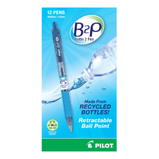 Pilot Bottle To Pen B2P BeGreen