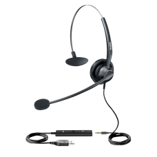 Yealink UH33 Monaural On Ear USB