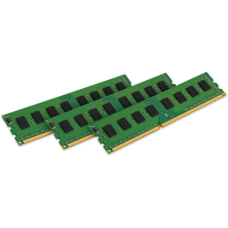 Kingston ValueRAM DDR3 kit 24 GB