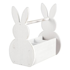 Amscan Easter Bunny Utensil Holder 12