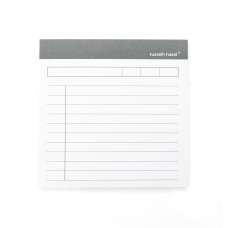 Russell Hazel Adhesive Notes Memo 4