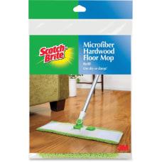 Scotch Brite Hardwood Floor Mop MicroFiber