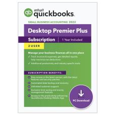 QuickBooks Desktop Premier Plus 2022 2