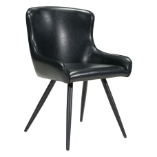 Zuo Modern Dresden Dining Chairs Black