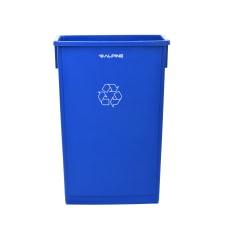 Alpine Slim Recycle Bin 23 Gallon