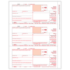 ComplyRight 1098 E Laser Tax Forms