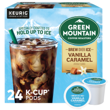 Green Mountain Coffee Brew Over Ice