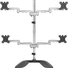 StarTechcom Quad Monitor Stand For up
