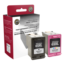 Clover Imaging Group OD65XLCOMBO Remanufactured High