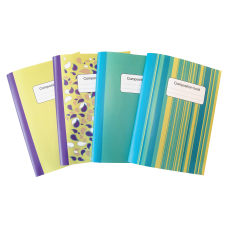 Sparco Composition Books 80 Sheets College