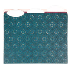 U Brands Fashion File Folders 1