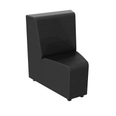 Marco Inner Wedge Chair Ebony