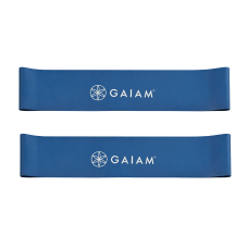 Gaiam Bouncy Chair Band Blue
